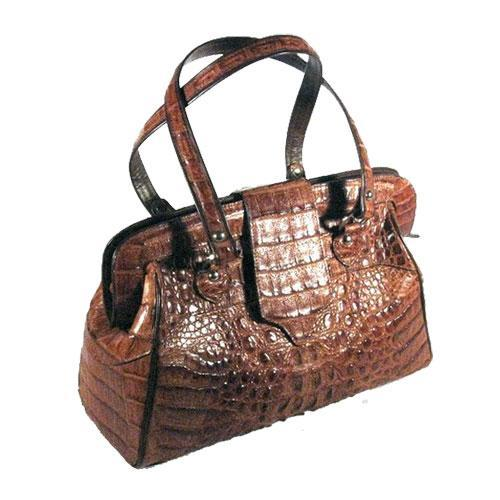 Женские сумки из кожи крокодила