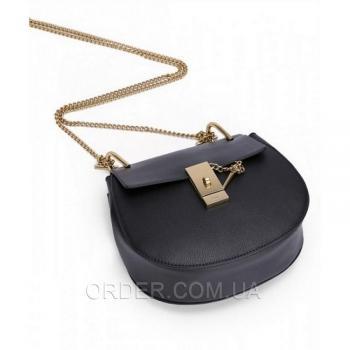 Женская сумка Chloe Drew Mini Black (2011) реплика