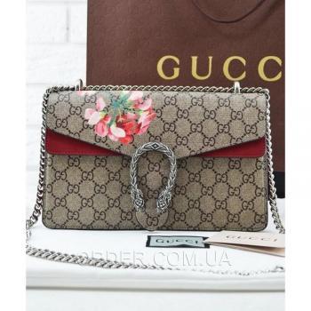 Женская сумка Gucci Dionysus Blooms Bag (3457) реплика