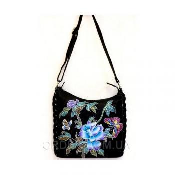 Женская сумка Linora (516 black)