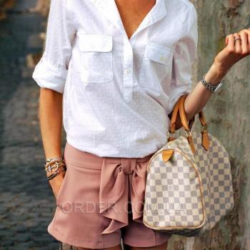 Женская сумка Louis Vuitton Speedy Damier (4054) реплика