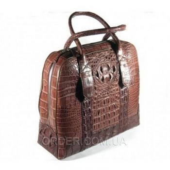 Женская сумка из кожи крокодила River (BMT 702 Kango)