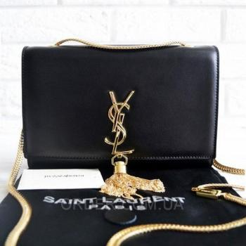 Женская сумка YSL Saint Laurent Tassel Medium (7271) реплика