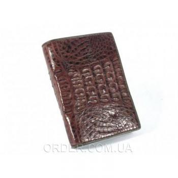 Портмоне из кожи крокодила River (HKСM 66 Kango)