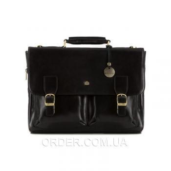 Кожаный мужской портфель Wittchen (10-3-405-1)