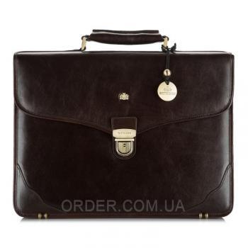 Кожаный мужской портфель Wittchen (10-3-009-4)