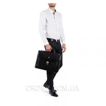 Кожаный мужской портфель Wittchen (10-3-012-1)