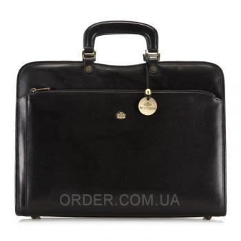 Кожаный мужской портфель Wittchen (10-3-053-1)