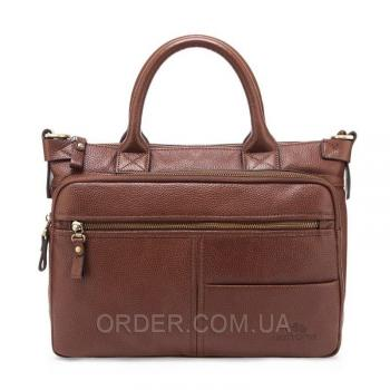 Мужская кожаная сумка Wittchen (82-4U-800-4R)