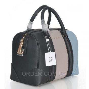 Женская сумка Givenchy Grey and Blue Lucrezia Bag (2850) реплика