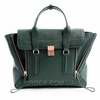 Женская сумка 3.1 Phillip Lim Medium Pashli Green (1908) реплика