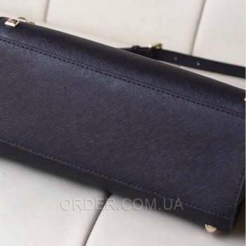 Женская сумка Michael Kors Medium Selma Studded Messenger (5160) реплика