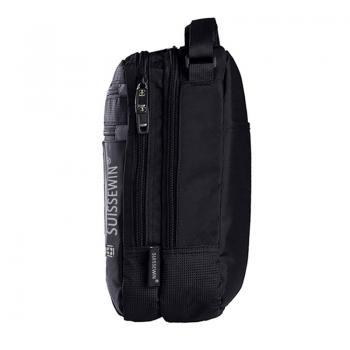 Мужская сумка через плечо SuisseWin (12001)