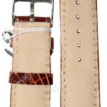 Ремешок для часов из кожи крокодила (ALWS 01 Tan)