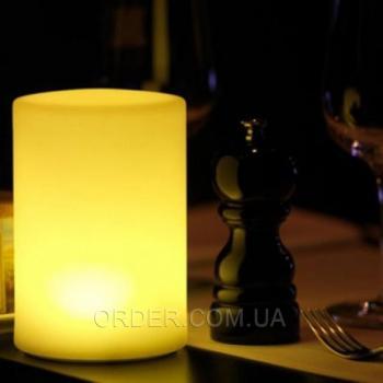 Беспроводной светодиодный (led) светильник CYLINDER1