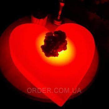 Беспроводной светодиодный светильник Heart с пультом