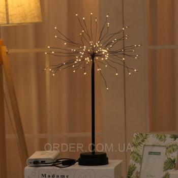"""Светодиодный светильник """"фейерверк"""" USB"""