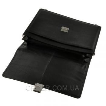 Мужской кожаный портфель Blamont (Bn034A)