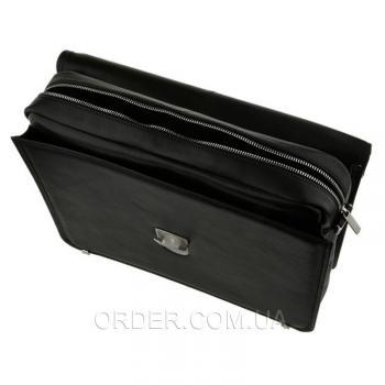 Мужской кожаный портфель Blamont (Bn037A)