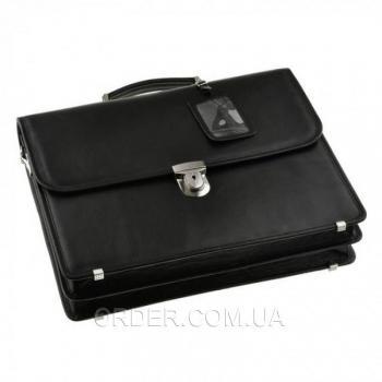 Мужской кожаный портфель Blamont (Bn038A)