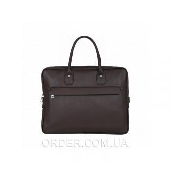 Коричневая кожаная мужская сумка Bexhill Tiding Bag (A25-17611C)