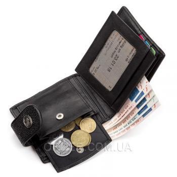 Мужской кошелек из кожи морского ската (18002)
