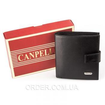 Мужское портмоне из кожи CANPELLINI (17027)