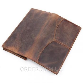 Бумажник мужской Vintage (14223)